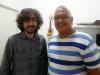 Roberto e o Professor Paulo (violino)