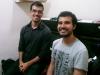 2 - Professor Arthur e Diego