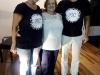 Professor Emerson Lima, Cecília Paes e Professora Mariana Bonifatti