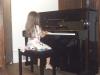 Segundo Sarau de piano da nossa querida Júlia.