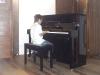 Da musicalização ao piano.