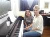 Um lindo retorno às harmonias do piano.