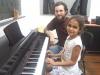 Stella e o Professor Gabriel