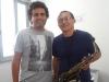 Professor Pedro e Fábio
