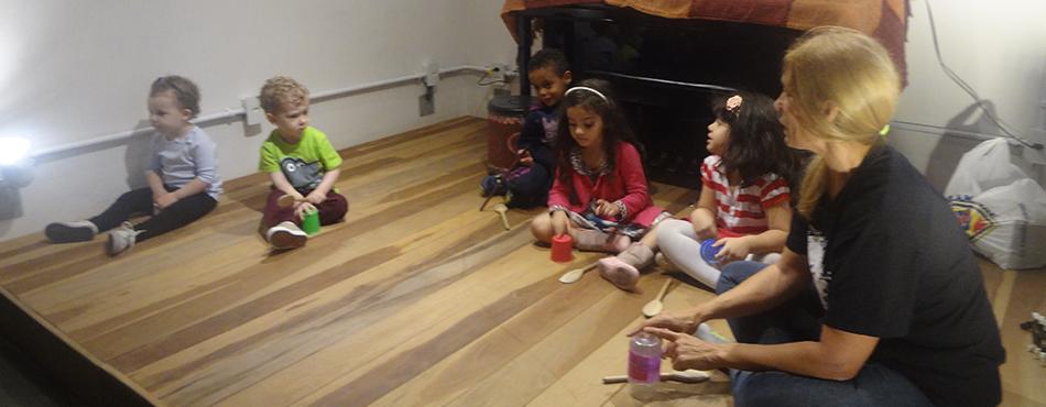 Musicalização / Dia dos Pais