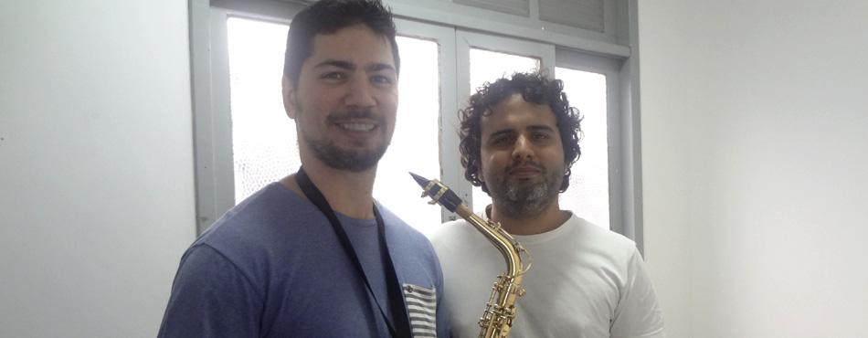 Quer aprender Saxofone?